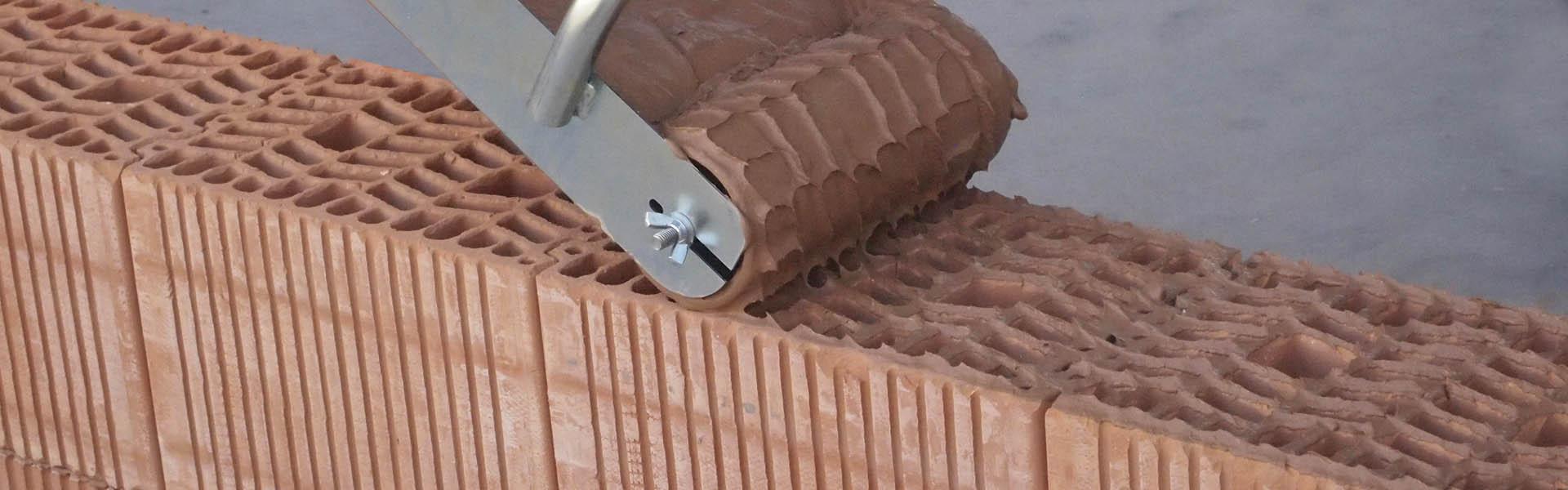 Ceramica sampedro mejores prestaciones t rmicas y menor - Precio ladrillo perforado ...